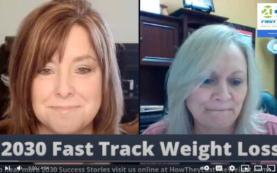 Sharon Speck - 20/30 Fast Track Success Story